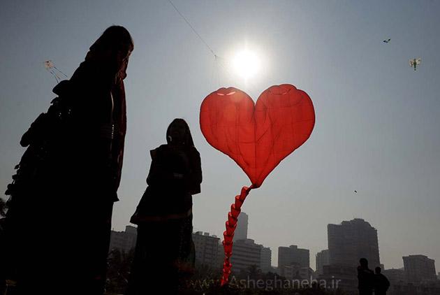 تنهایی غریبه فانوس محبت نگران
