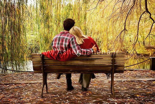 بهانه دوست داشتن عادت عاشقانه عشق