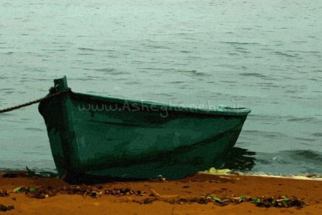 آرمانشهر احساس حجم سبز دریا قایقی باید ساخت