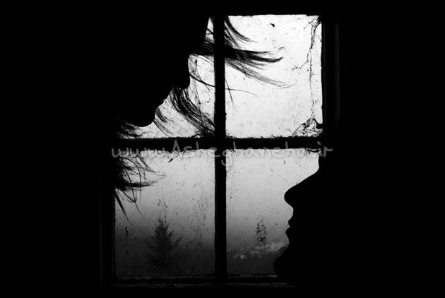 ابی پنجره تنهایی شب عاشق