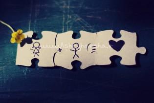 تفاهم تفاوت چهل نامهی کوتاه به همسرم عشق همسفر