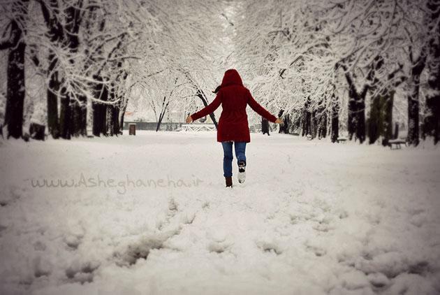 بابک جهانبخش برف خاطره قلب